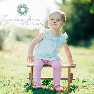 Logo for Lyndsey Anne Photography