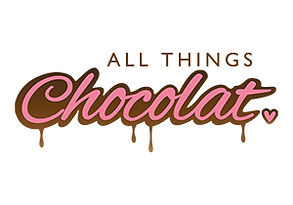 Logo design all things chocolate