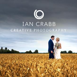 Logo for Photographer Ian Crabb