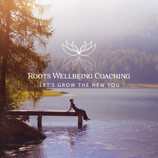 Logo for Roots Wellbeing life coaching