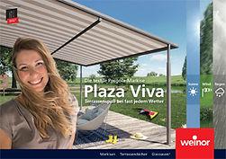 Plaza Viva Weinor Weßler Holzfachmarkt