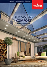 Terrassen Komfort Weinor Weßler Holzfachmarkt