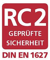 RC2Zertifikat Einbruchschutz Sicherheit Haustüren Weßler