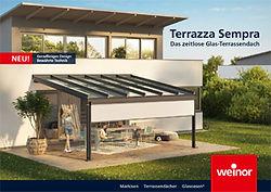 Terrazza Sempra Weinor Weßler Holzfachmarkt