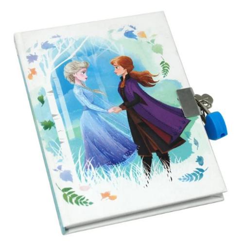 Frozen 2 Grape Scented Lockable Diary