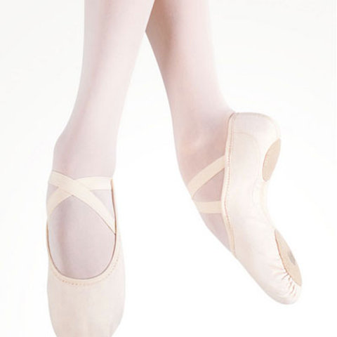 Intrinsic Canvas Ballet Shoe -Child
