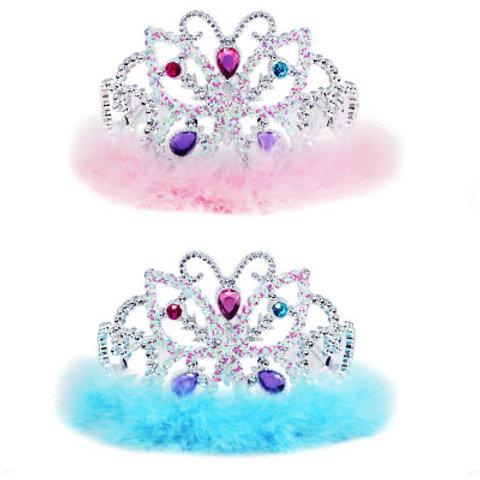Dreamy butterfly crown