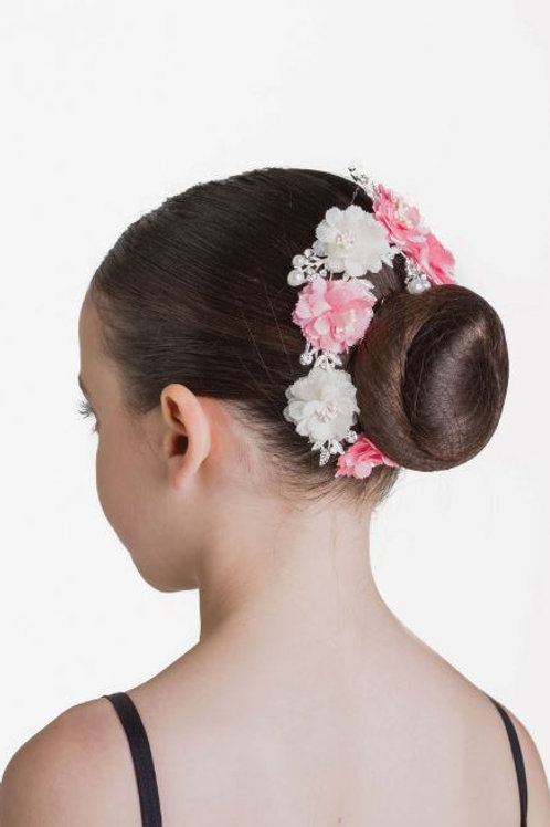 Pearls & Petals Hairpiece