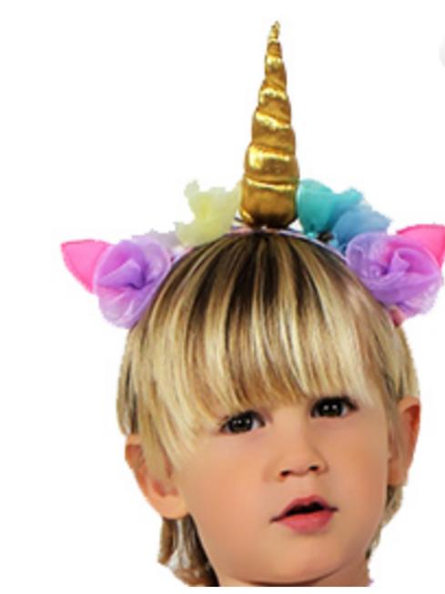 Unicorn Headband- Child