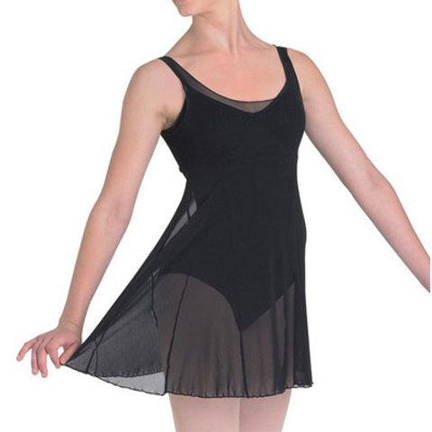 Emerge Sheer Womens Dress