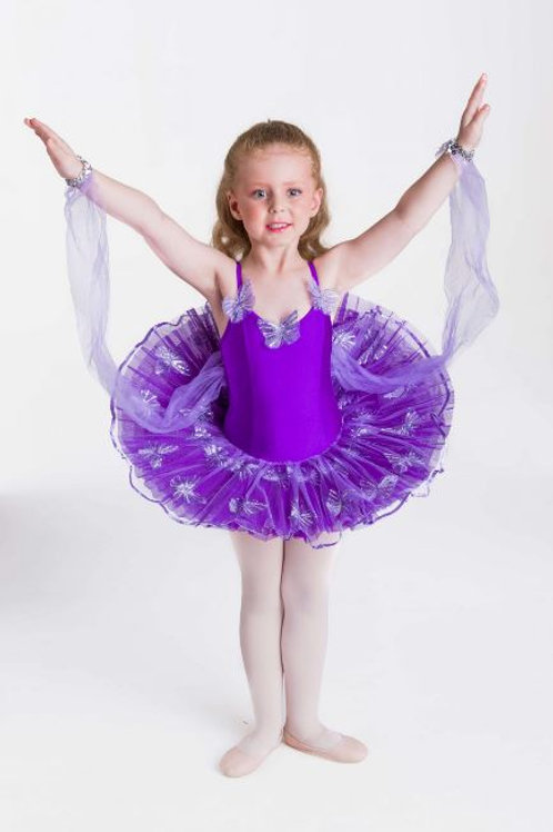 Butterfly Magic Tutu- Child