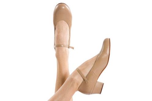 Characta Shoe Womens -Cuban Heel