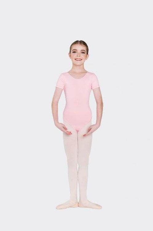 Short Sleeve Leotard (Premium)- Child
