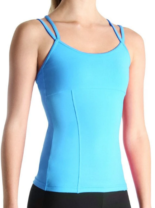 Freestyle Double Strap X Back Camisole- Woman