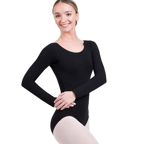Long Sleeve Leotard- Adult