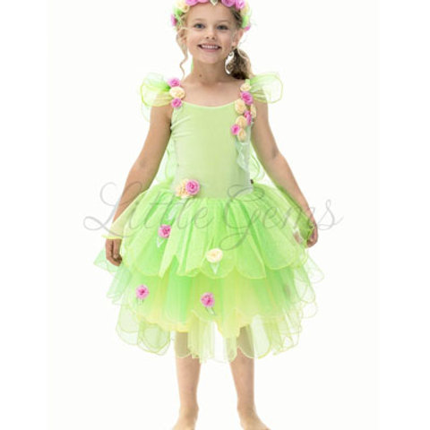 Butterfly Fairy Tinkerbell Green