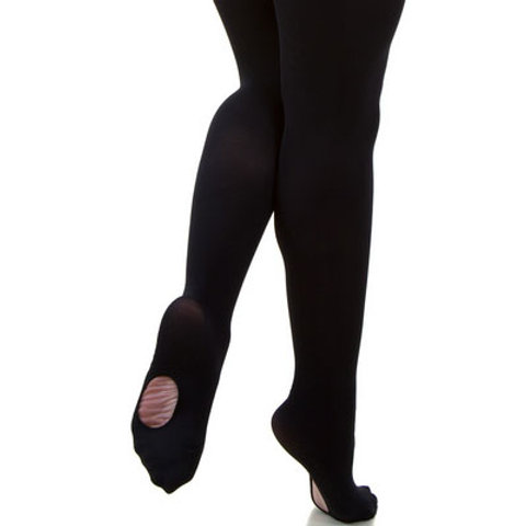 Classic Convertible Dance Tights - Adult