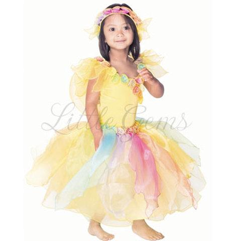 Sunshine Fairy Yellow