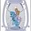 Thumbnail: Mermaid/Seahorse Lantern
