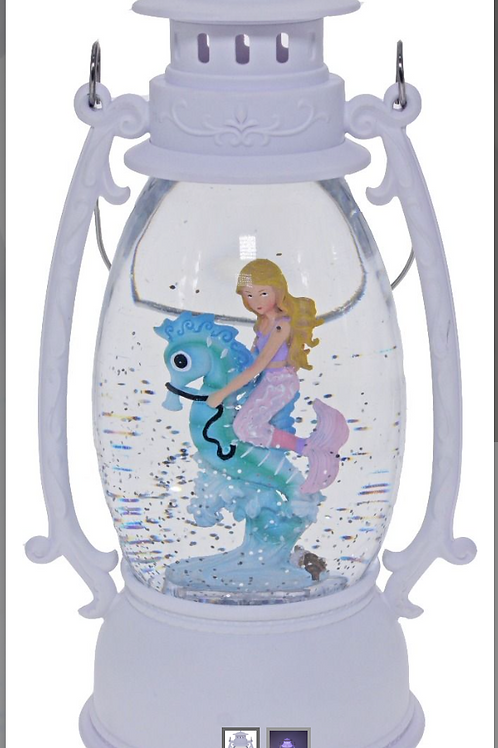 Mermaid/Seahorse Lantern