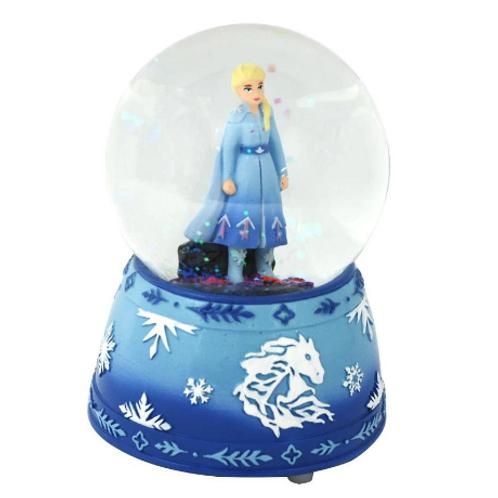 Elsa Musical Snowglobe
