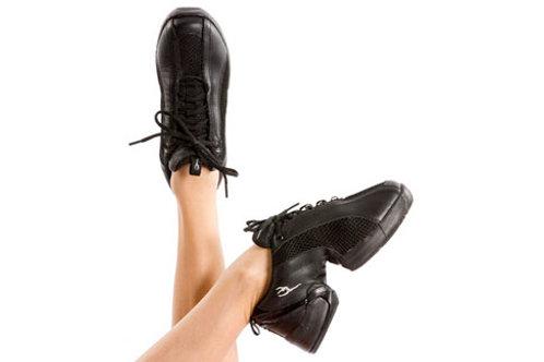 Leather Dance Sneaker - Unisex