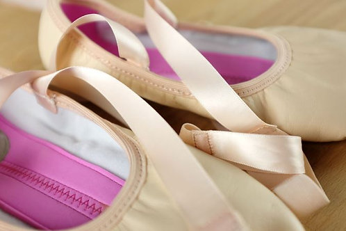 Motion Ribbon Ballet Shoe
