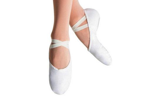 Pump Canvas Ballet Flat -Adult