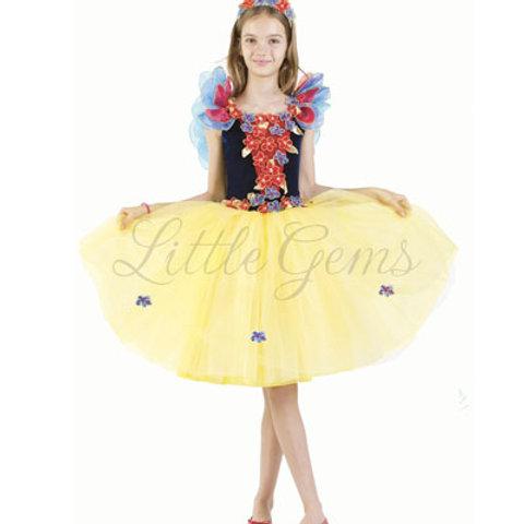 Snow White Delux