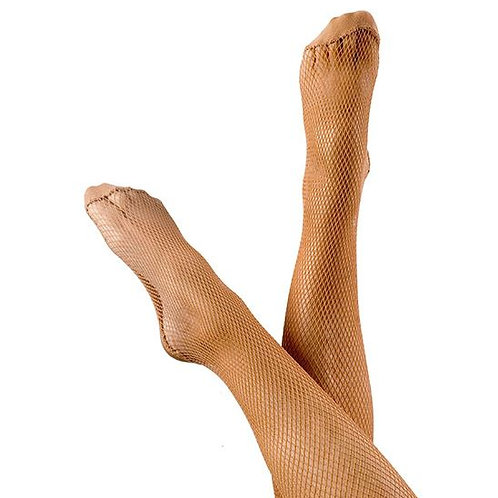 Footed Professional Fishnets - Adult