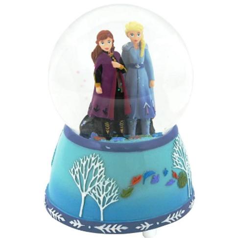 Frozen 2 Musical Snowglobe