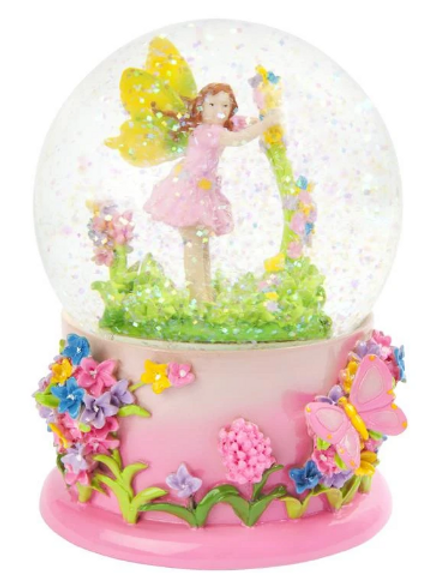 My Fairytale Large Musical SnowGlobe