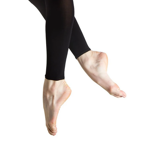 Elite Footless Tights- Woman