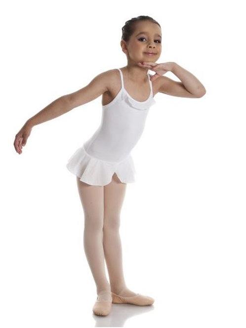Gracie Leotard with Skirt - Child