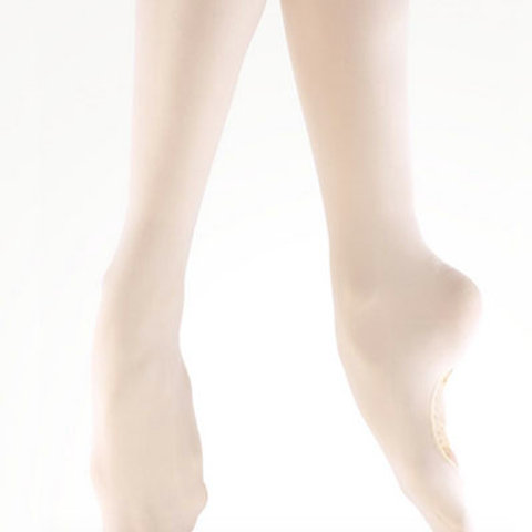 Footed Gloss Tights -Child