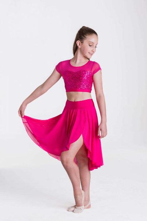 Inspire Mesh Skirt-Adult