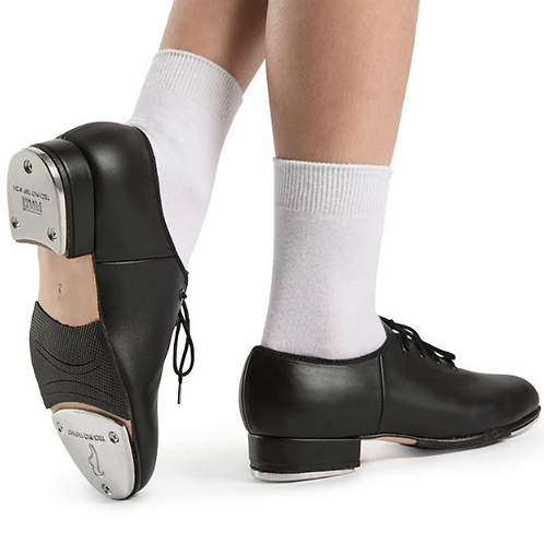 Jazz Leather Tap Shoe -Youth