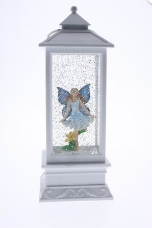 Blue Fairy White Lantern