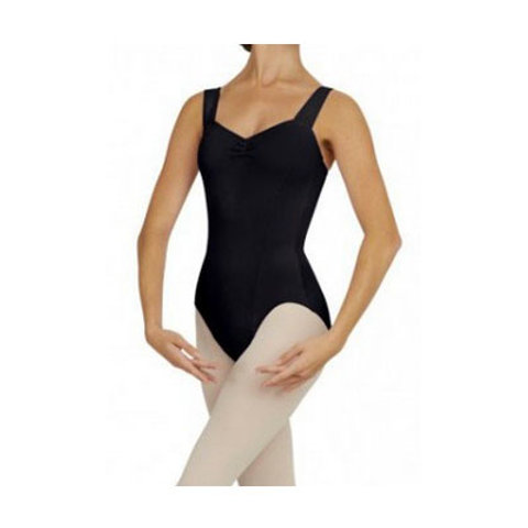 Wide Strap Leotard - Adult