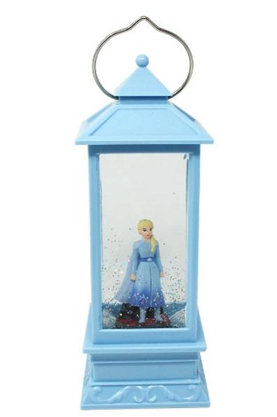 Elsa Glitter Lantern