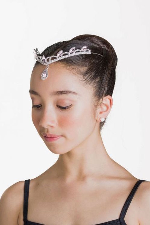 The Clara Hairpiece
