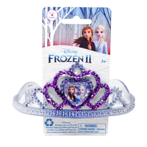 Frozen 2 Anna and Elsa's Ice Tiara
