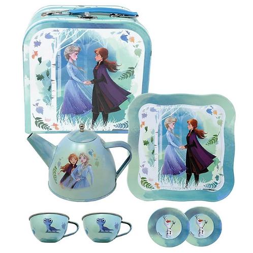 Frozen 2 Tea Set in carry case (7 pieces)