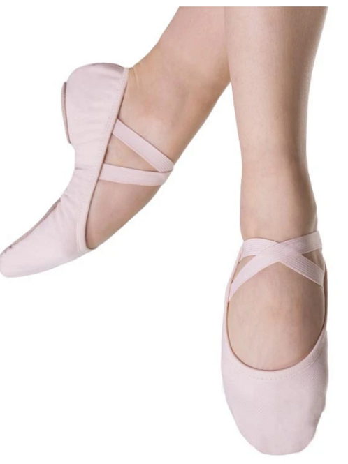 Performa Canvas Ballet Flat -Adult