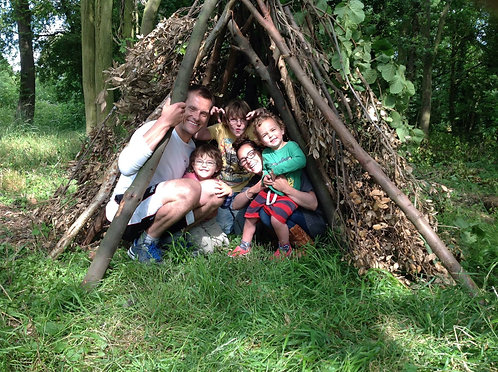 BOOK HERE - Family Bushcraft Day 06/09/2020