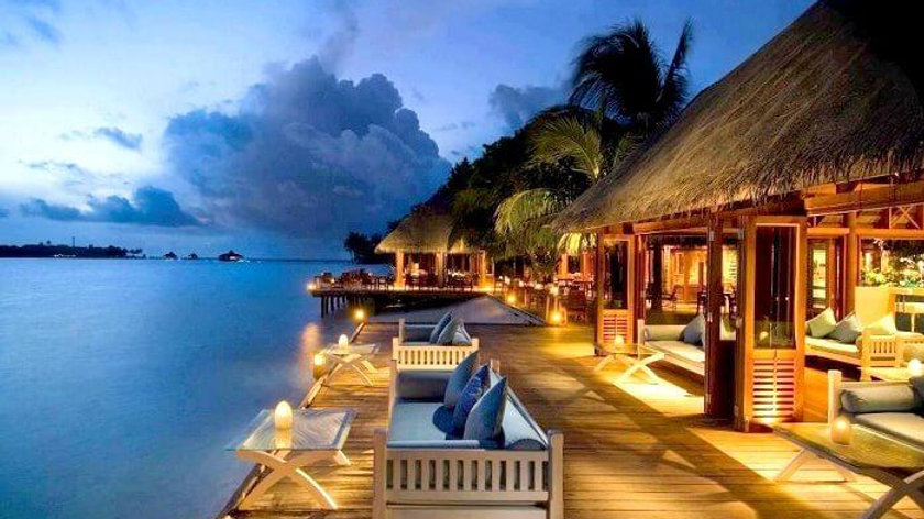 Honeymoon In Maldives - 3 Night & 4 Days