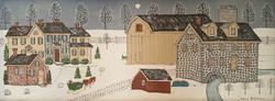 Winter Churchtown Homestead