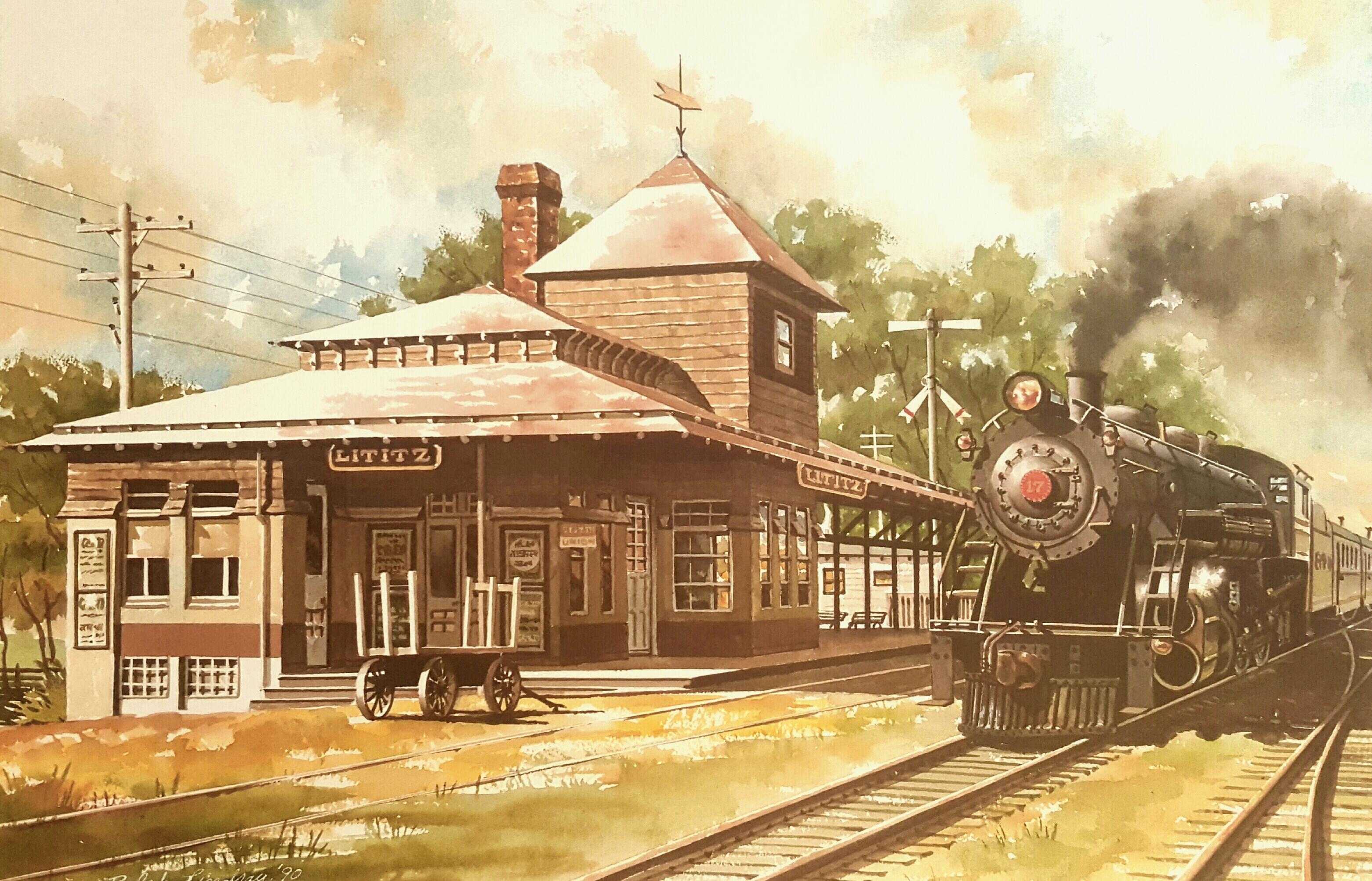 Lititz Station