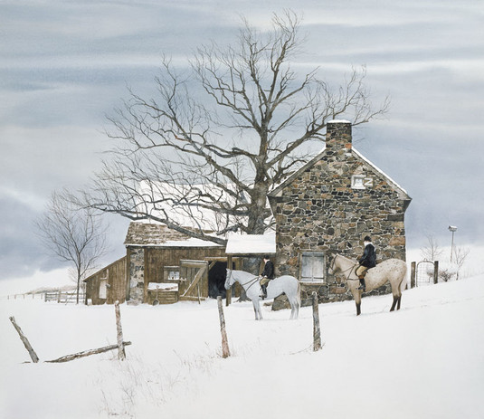 Winter Huntmen