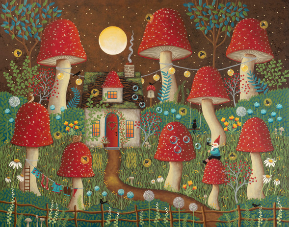 Toadstool Forest
